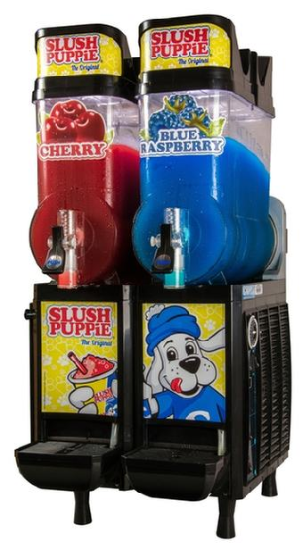 CAB Two Bowl Slush Puppie Machine